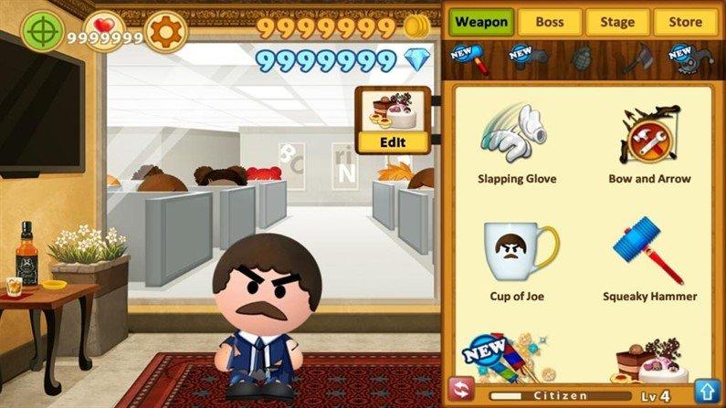 Игры на андроид босс босс