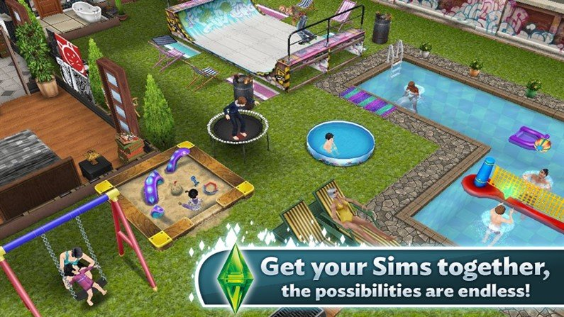 Чит для The Sims FreePlay на Андроид. Новая глава!