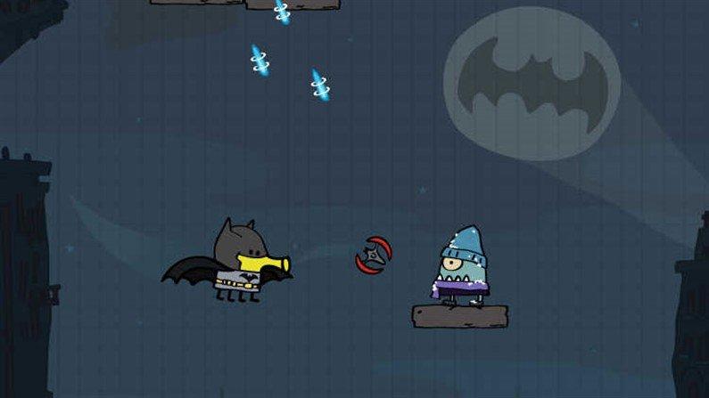 Игра Doodle jump для android, скачать Дудл джамп на