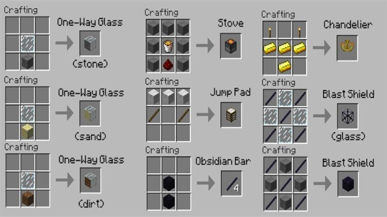 Crafting Guide for Minecraft на Андроид!