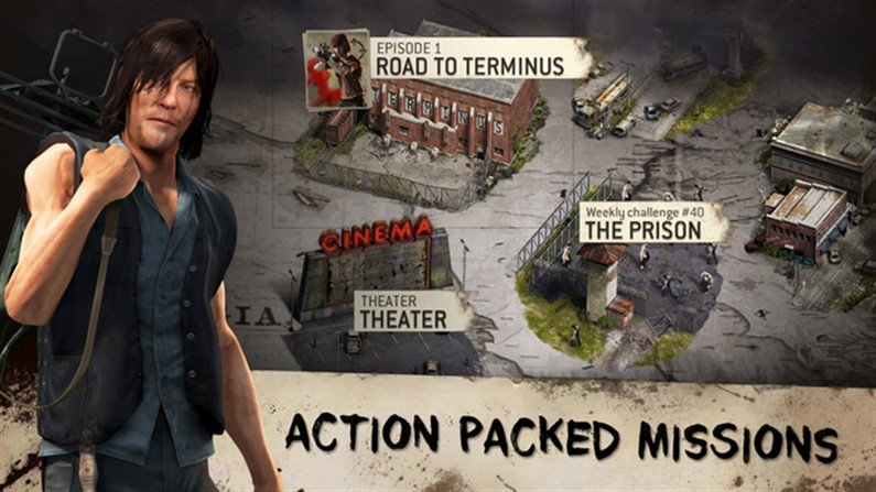 Взлом для The Walking Dead No Man's Land на Андроид!