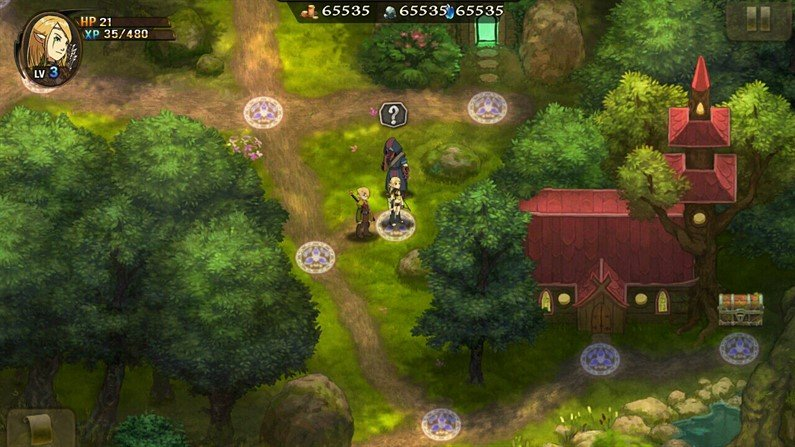 Взлом для Might & Magic Clash of Heroes на Android!