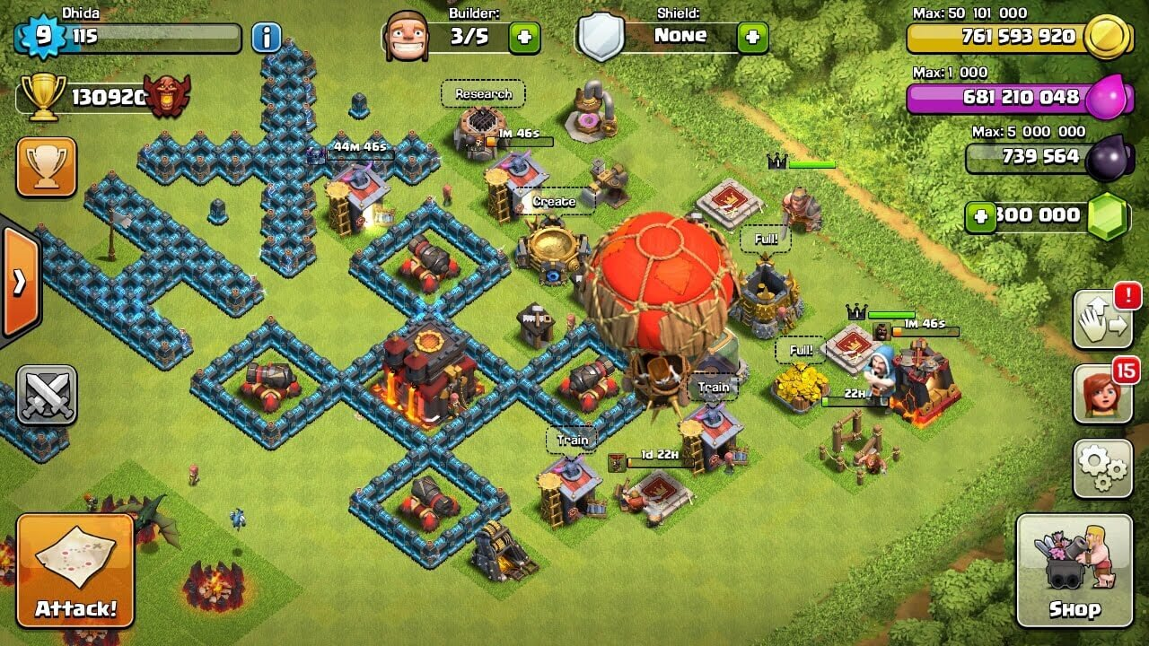 androeed.ru скачать clash of clans приват сервер