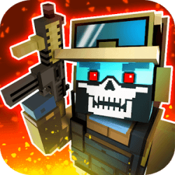 ���������� Cube Z (Pixel Zombies) ��� Android