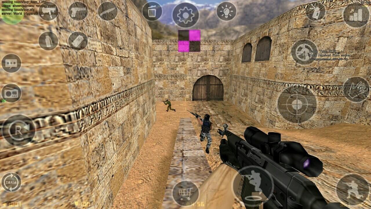 Долгожданный Counter-Strike получи Андроид – Наслаждайтесь!