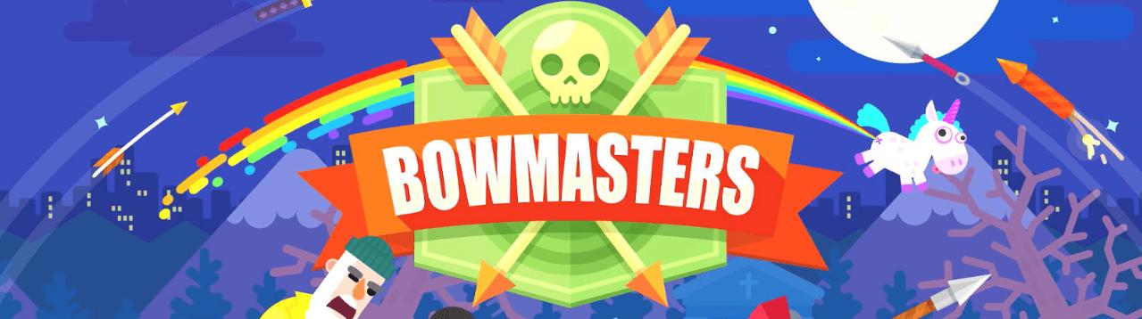 bowmasters взлом на персонажей