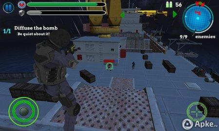 Скачать игру на андроид спецназ